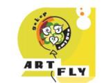Логотип Art Fly, дизайн-студия