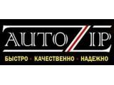 Логотип Autozip, автомагазин