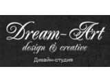 Логотип Dream-Art, многопрофильное агентство