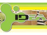 Логотип Idea, фабрика мебели