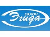 Логотип Эгида, автоателье