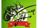 Логотип Хамелеон Авто