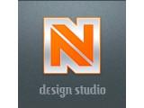 Логотип НВА дизайн студия